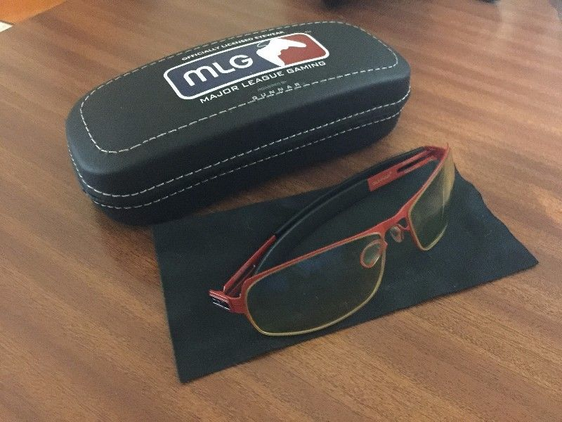 GUNNNAR MLG Phantom Gaming Glasses