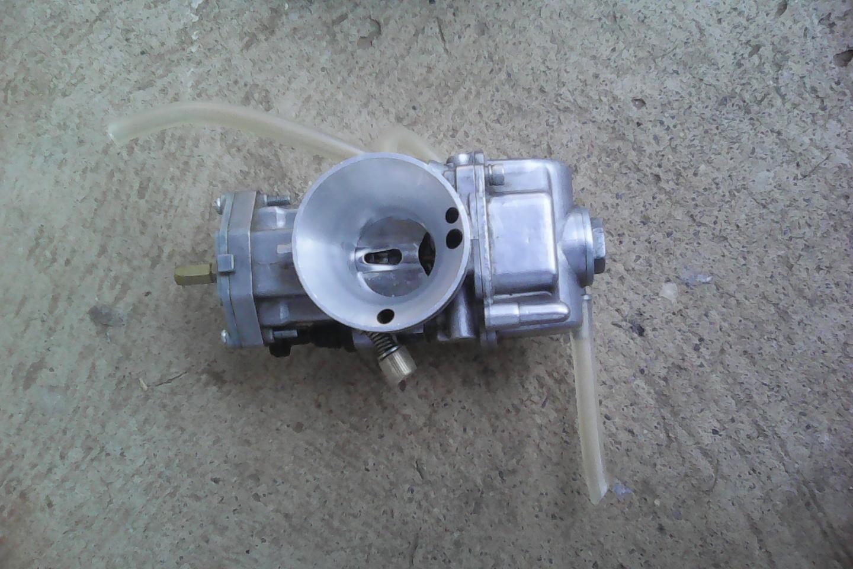 28mm Performance flat slider carburetor