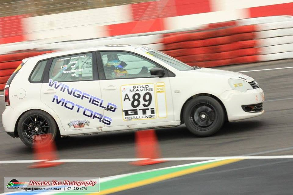 Ex Polo Cup / GTi Challenge Class A Racecar R130000