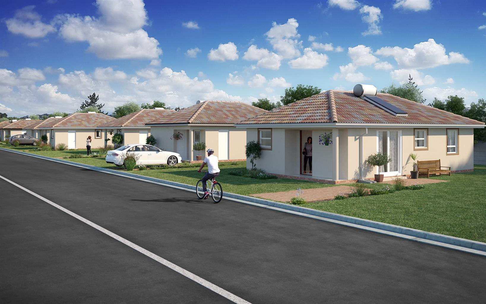 Make this beautiful property your Home today for only R669 900.