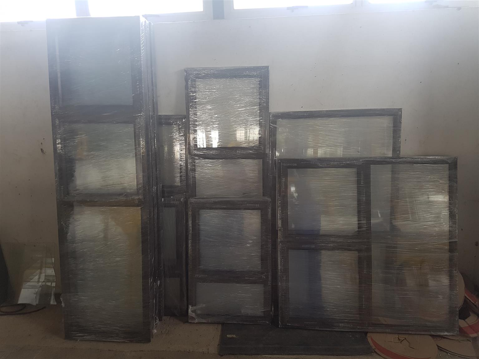 SPECIALS ON ALUMINIUM WINDOWS STRAIGHT FROM THE MANUFACTURER