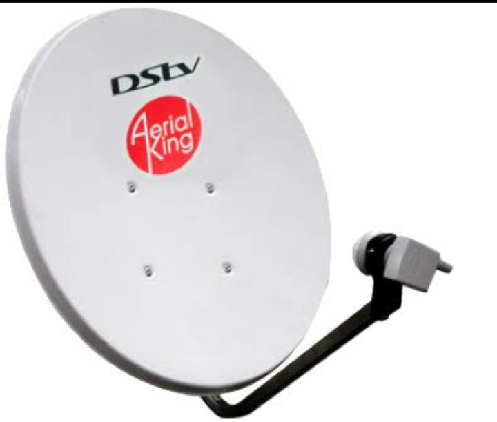 Satellite dish + kit