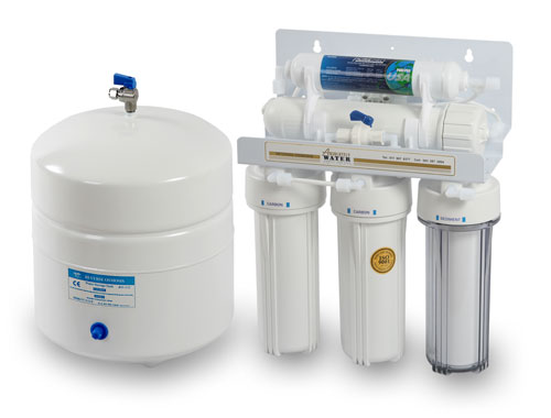 Reverse Osmosis System brand new with tank and tap