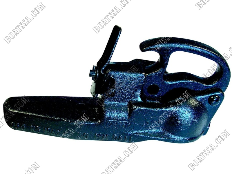 LEVER TYPE TRAILER COUPLER | Junk Mail