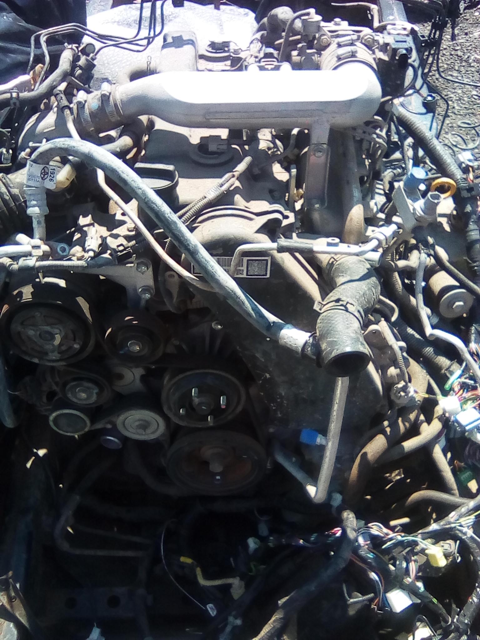 Toyota hilux 2015 4x4