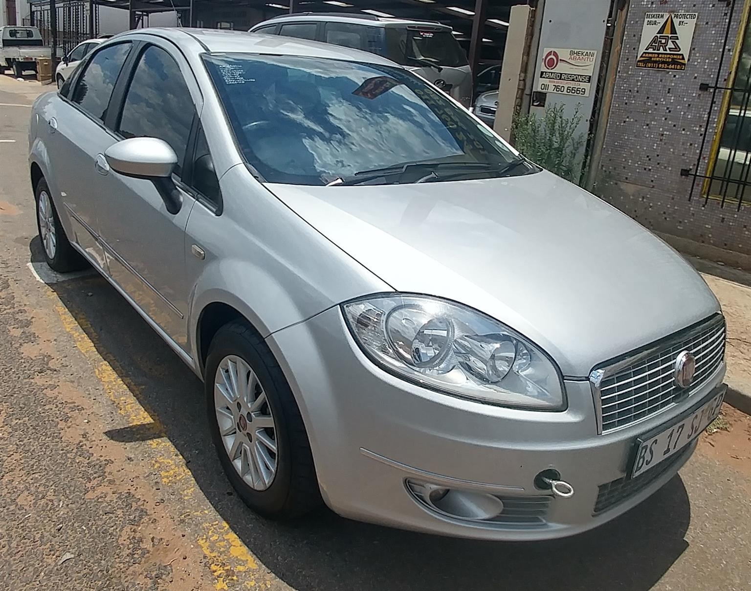 2011 Fiat Linea