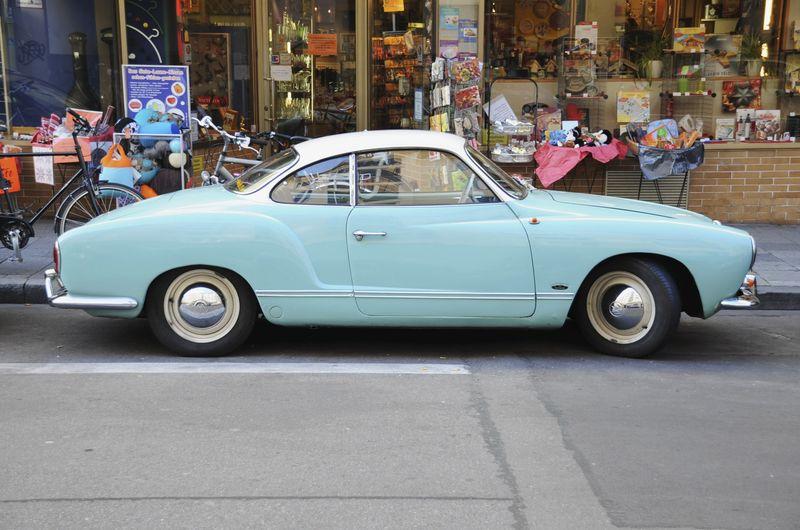 Karmann Ghia | Junk Mail