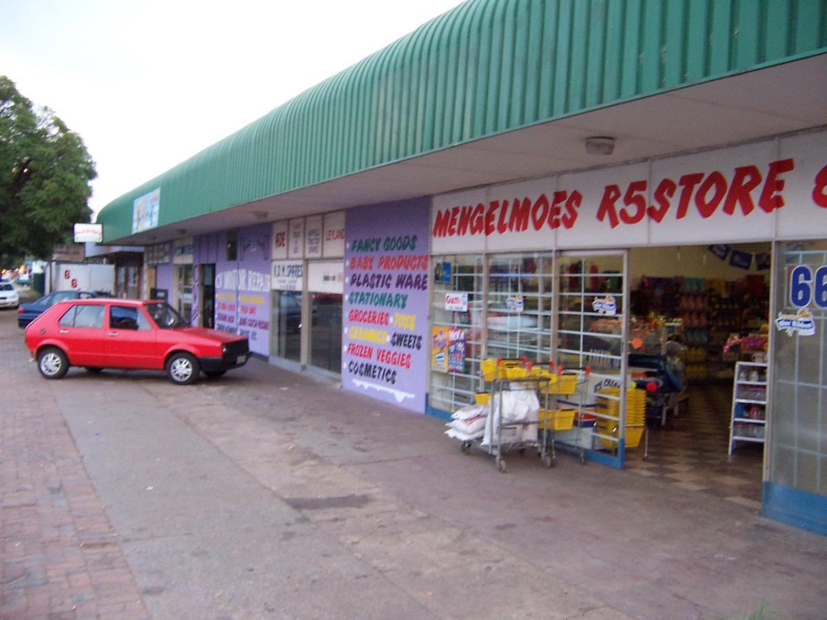 Winkel te huur in Pretoria Noord