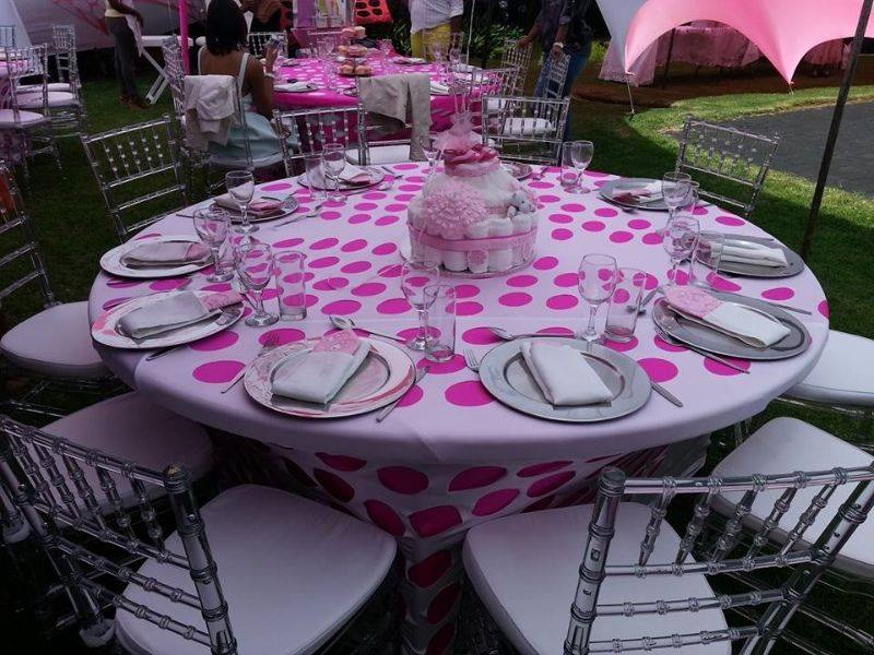 Tiffany Chairs , Ghost , Pheenix  wimbledon Tables & Decor We handle all wedding