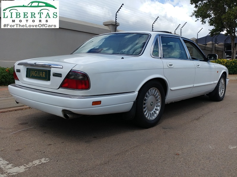 Perfect 1997 Jaguar XJ6