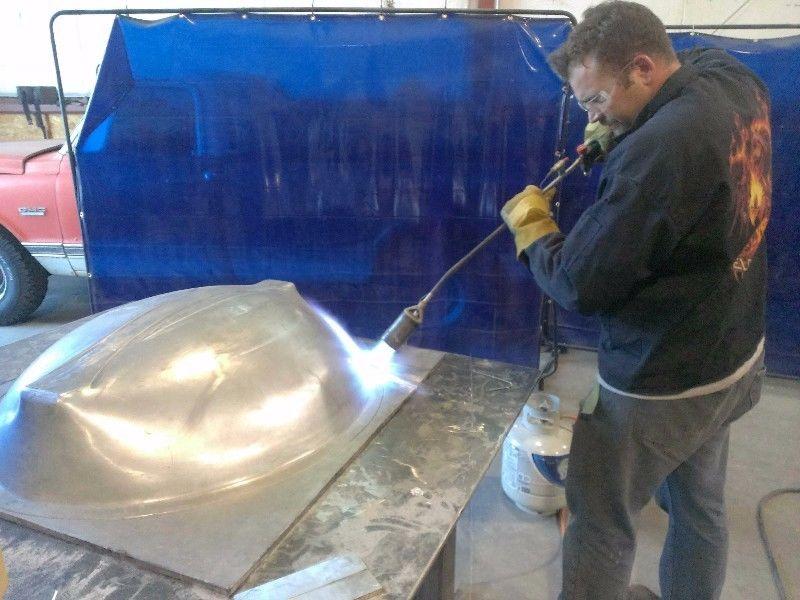 Diy Panel Beating And Spray Painting