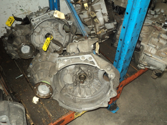 VW GOLF 1, 2 & 3 5SPD GEARBOXES R3000