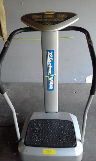 Electro vibro skud fitness masjen
