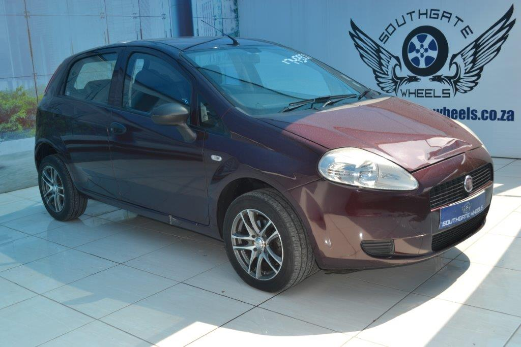 2010 Fiat Punto