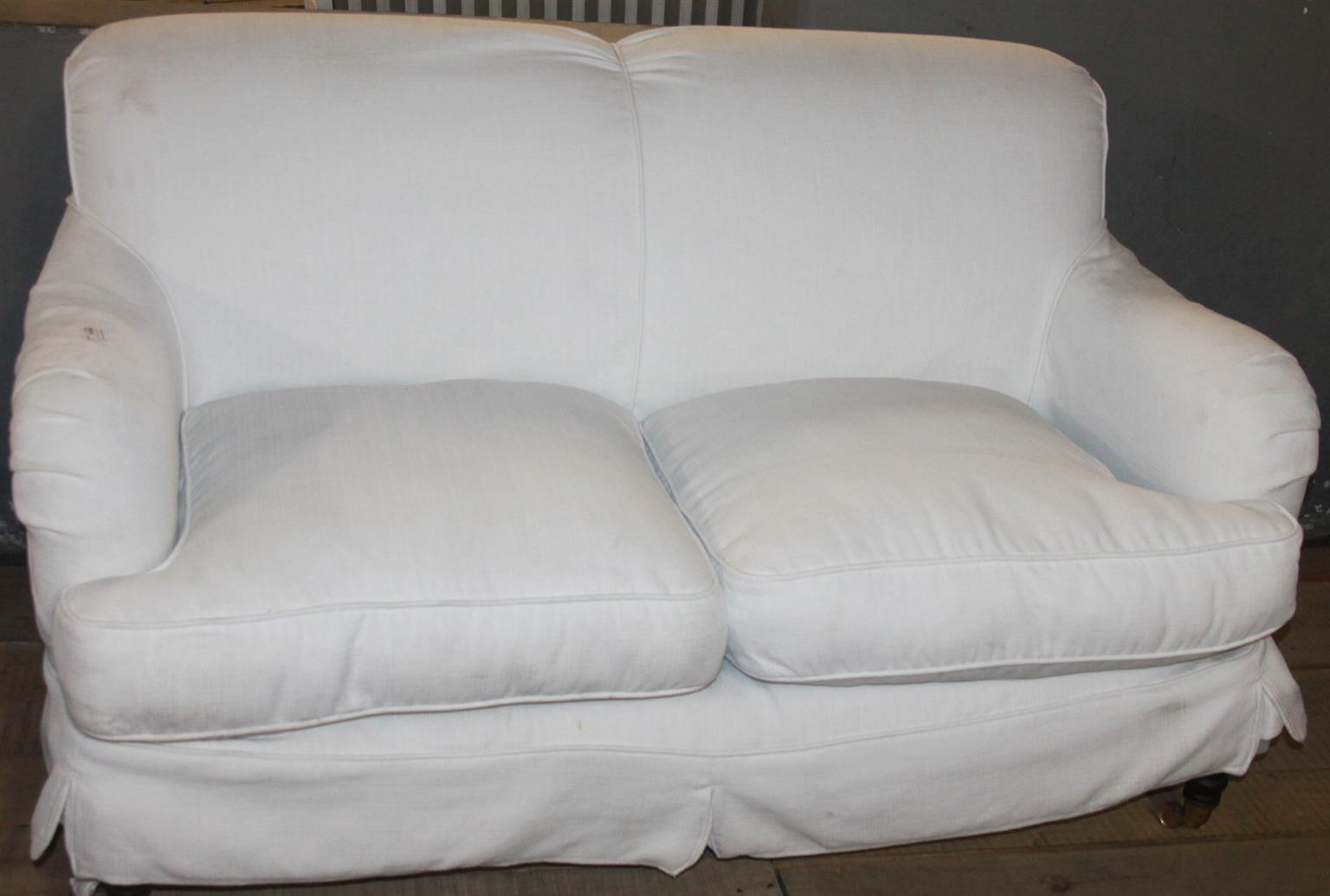 2 seater couch S026525c #Rosettenvillepawnshop
