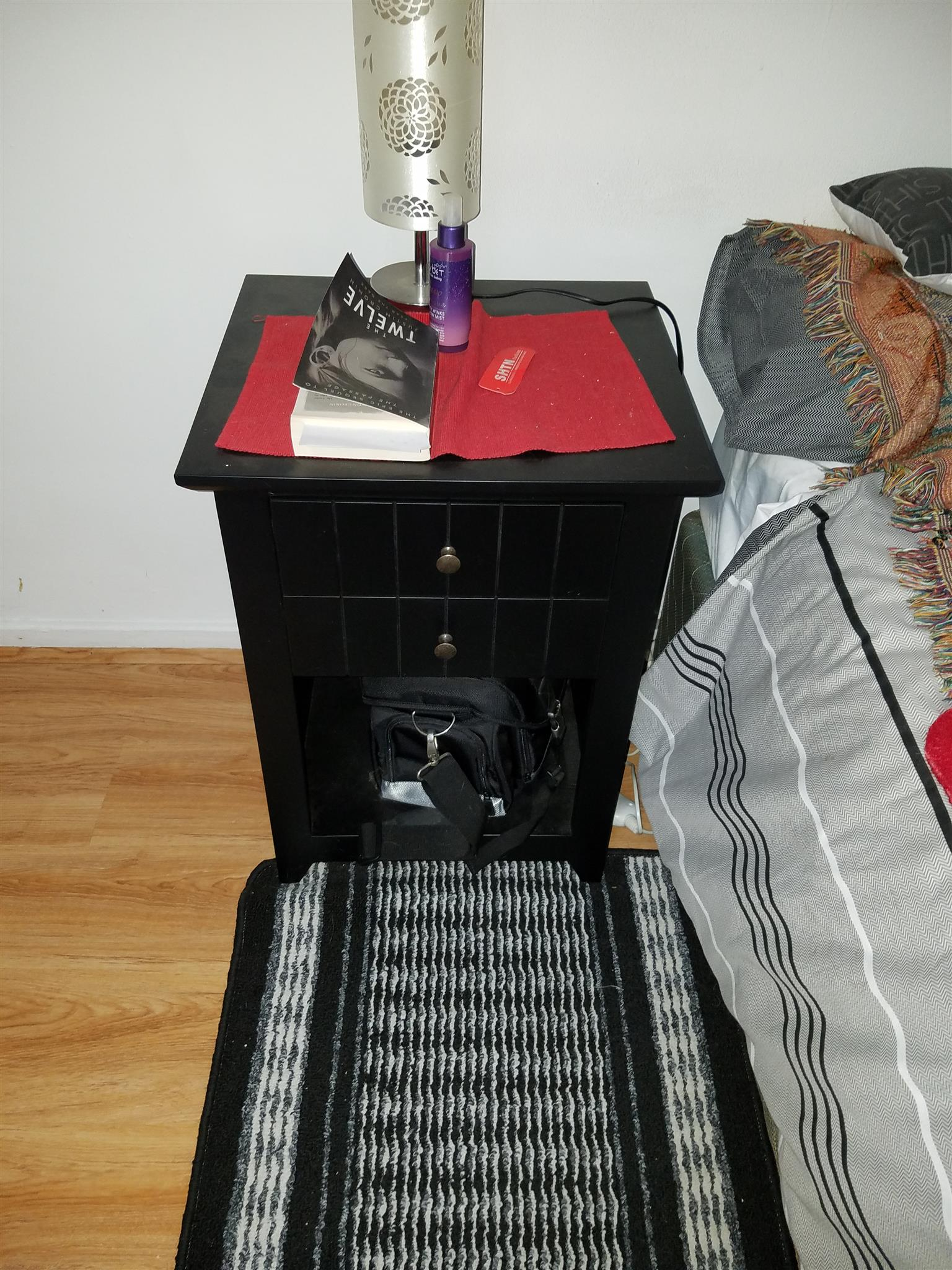 Urgent Sale  - Custom Made for myself : Bedside Pedestals