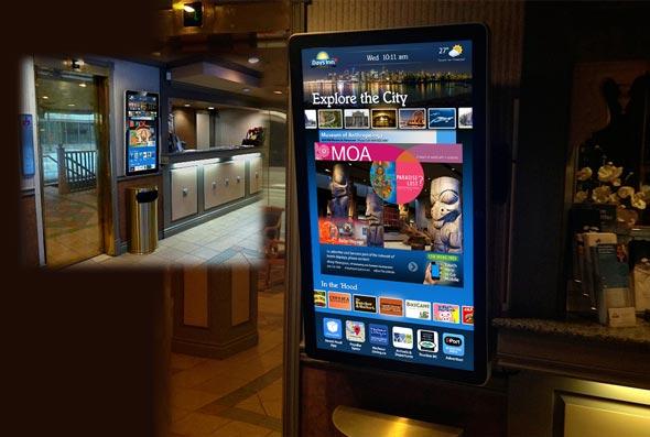 Media screens company  Recurring revenue stream passive income