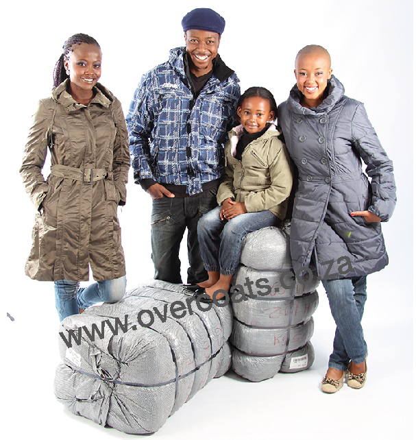 Second hand Coats for sale in bundles.(UK Mix)
