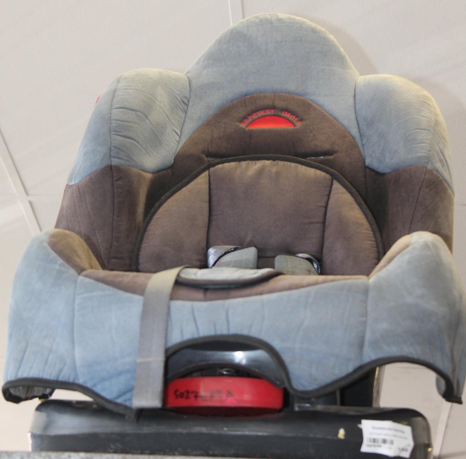 Safeway baby car seat S027679a #Rosettenvillepawnshop