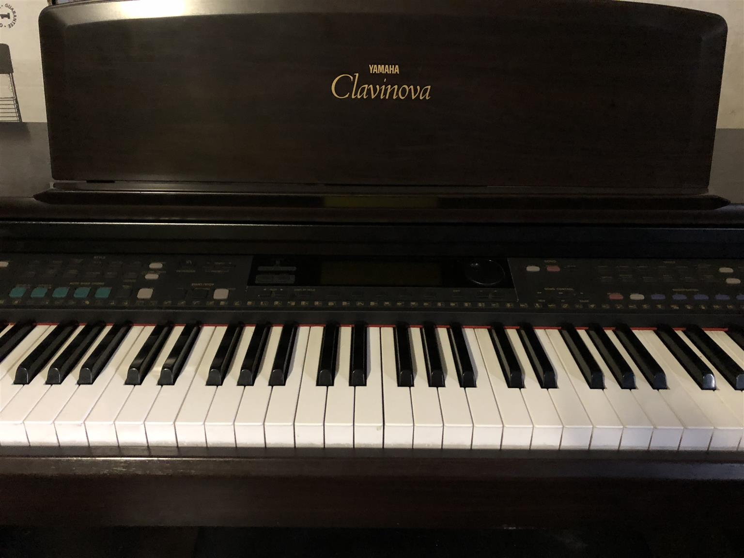 Yamaha Clavinova Piano for sale