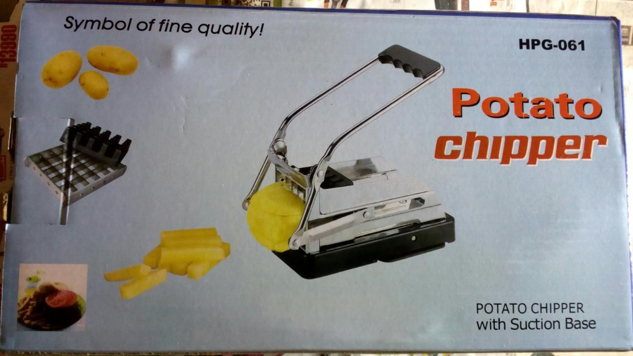 Chips Cutter  / Maker