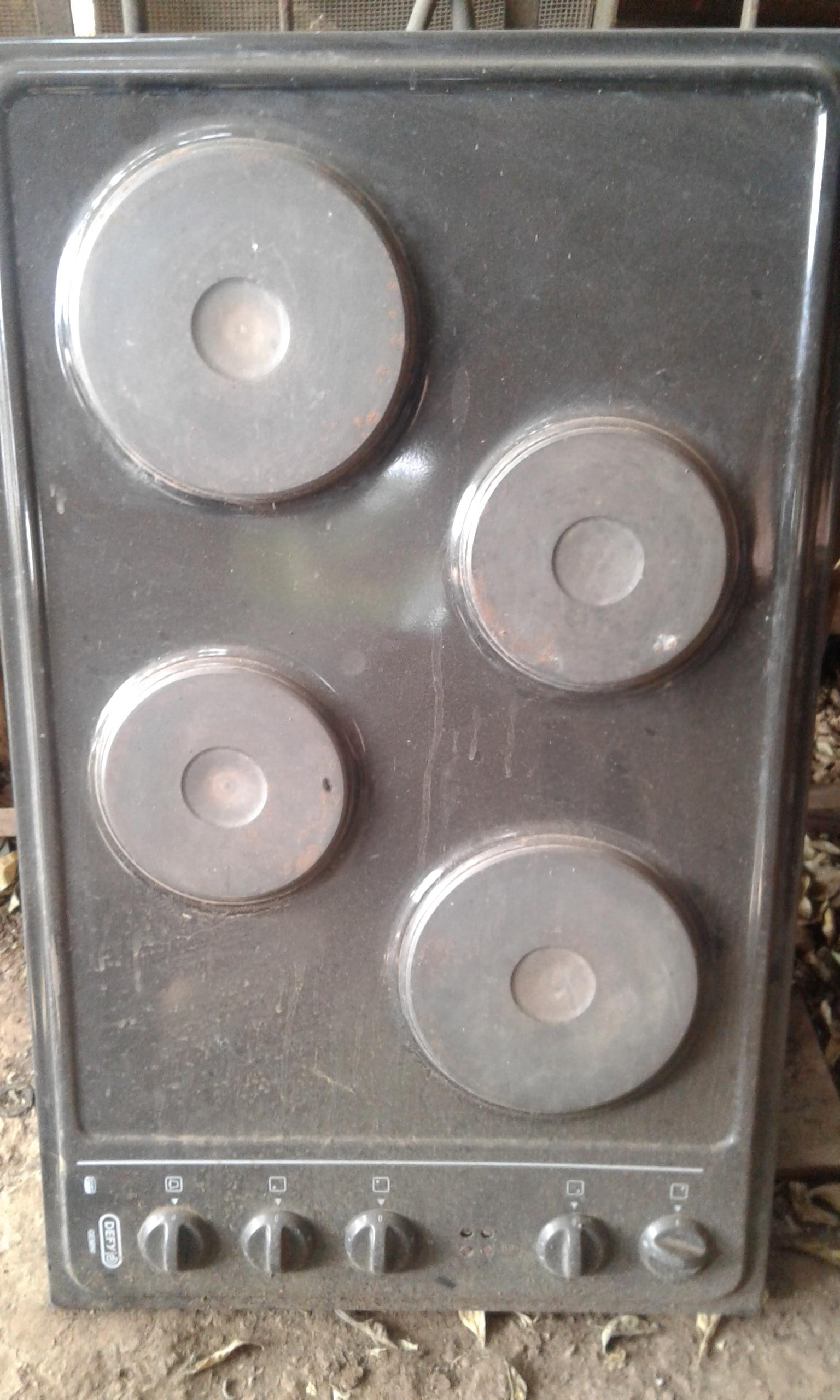 Devy stove top