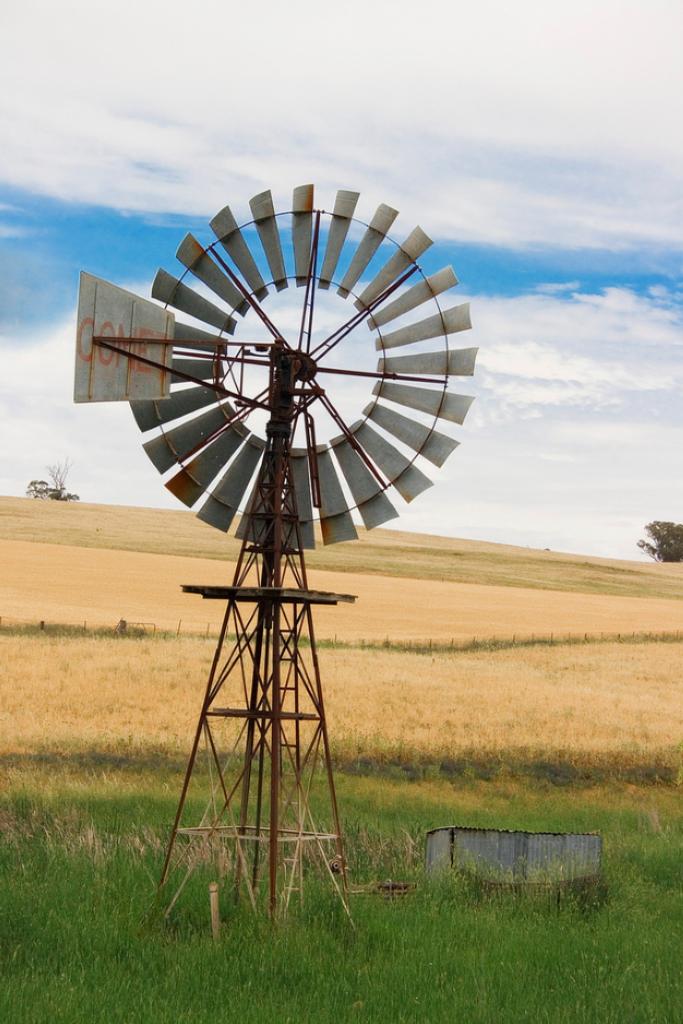 Complete windmills