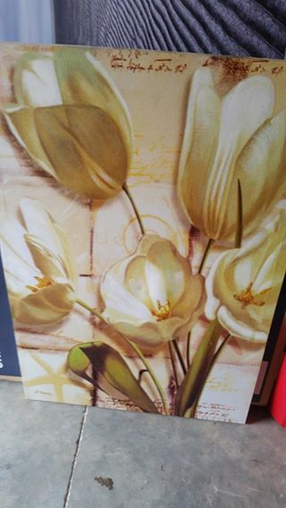 Lily flower painting for sale