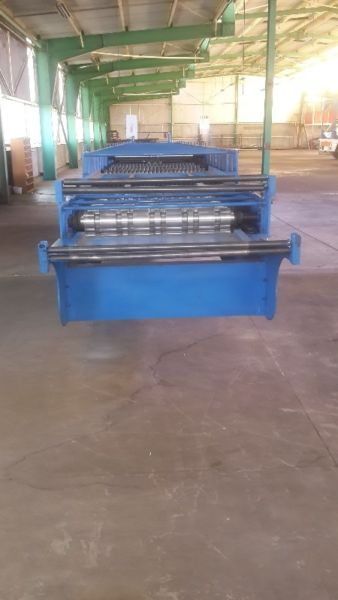 Roof sheeting machine FOR SALE