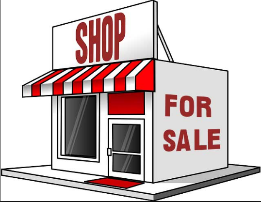 Well established shops for sales dealing in stationery