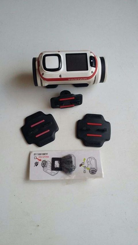 Tomtom bandit action camera (ohb)
