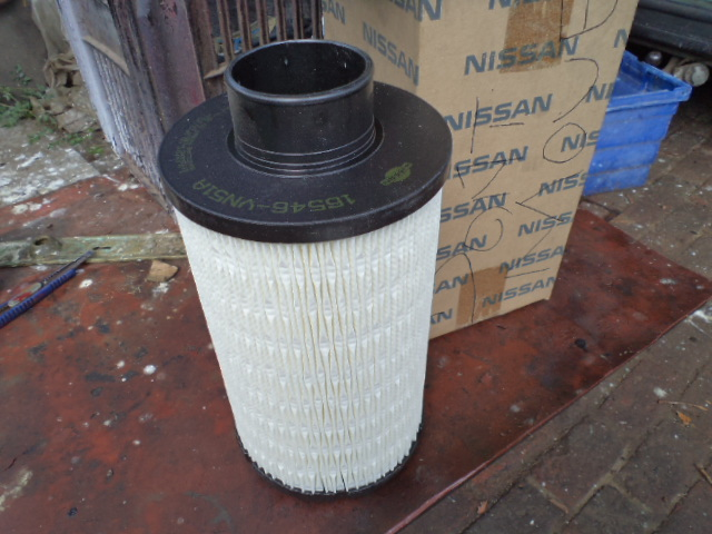 Nissan NP300 air filters