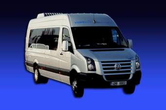 VW Crafter Body & Engine Replacement parts