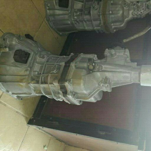 Toyota 2 5 D4D small gearbox | Junk Mail