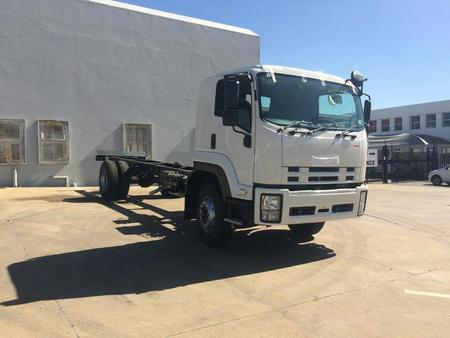 Only One Left Isuzu FTR 850 ( Manuel) Chassis Cab