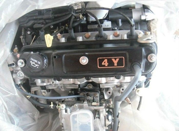 BRAND NEW TOYOTA HIACE 4Y COMPLETE ENGINE, SUB UNIT & CYLINDER HEADS