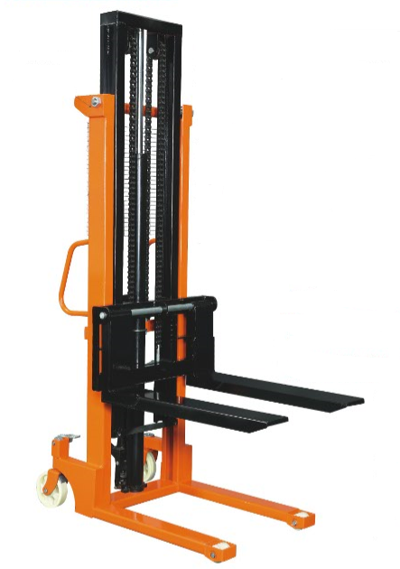 manual pallet stacker for sale