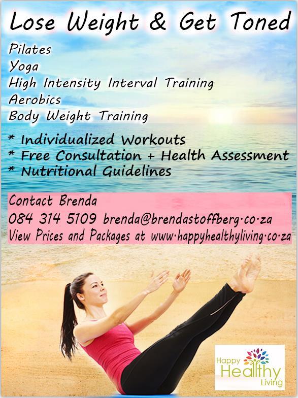 Personal Training Pilates Aerobics Hiit Strength Training Toning
