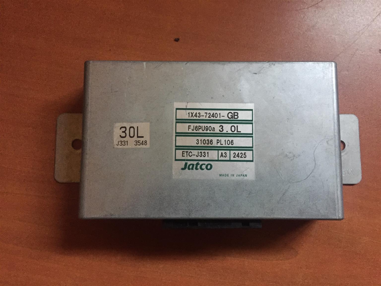 Jaguar Jetco box for gear box for sale