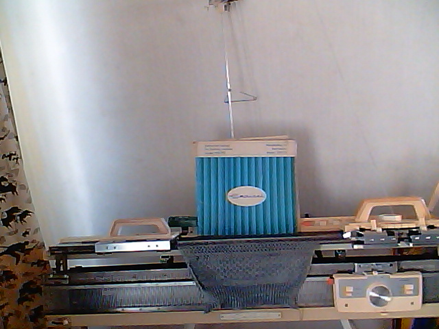 Empisal PB8 double bed knitting machinek love