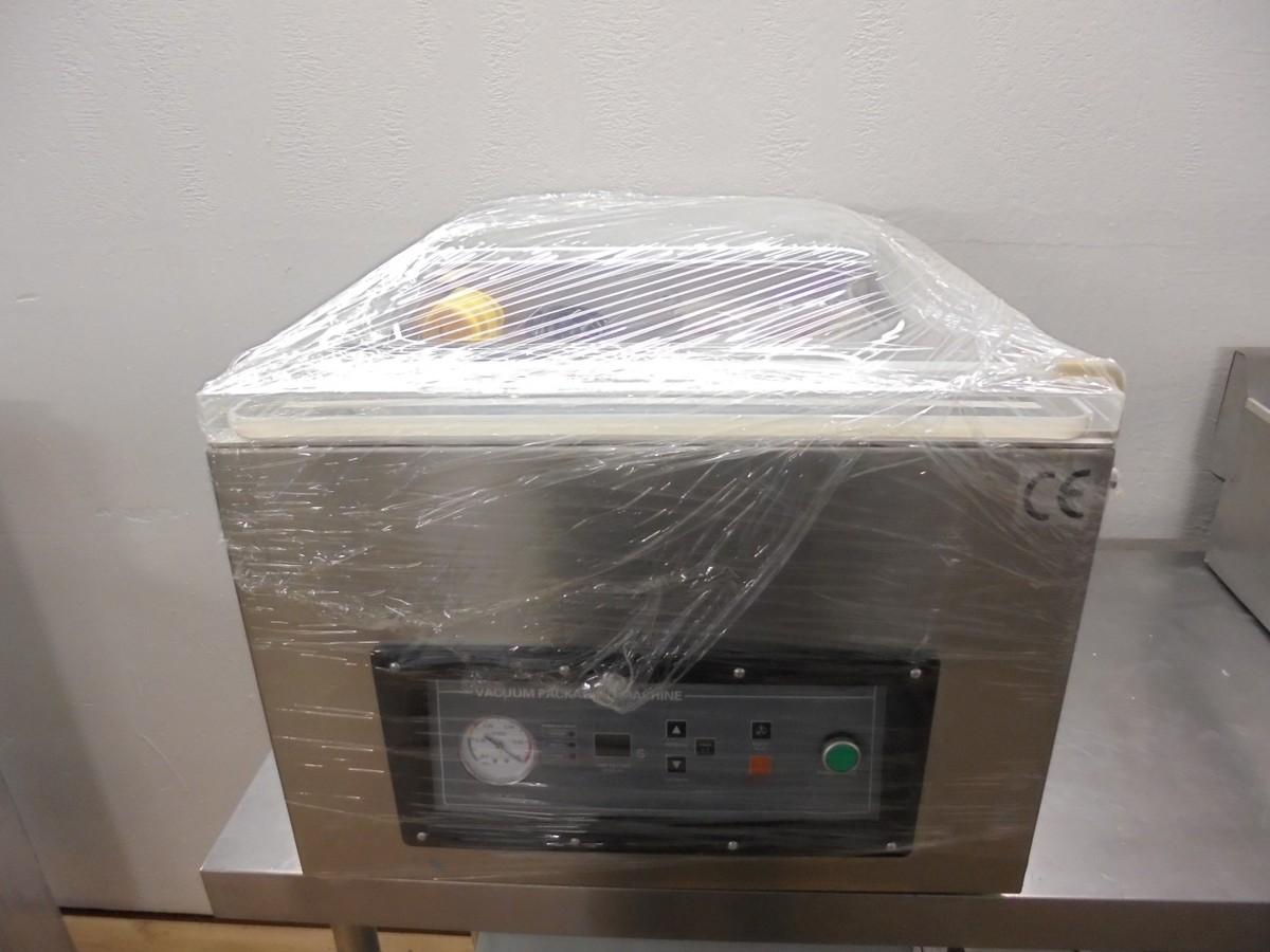 Micro Jumbo Vacuum Packer