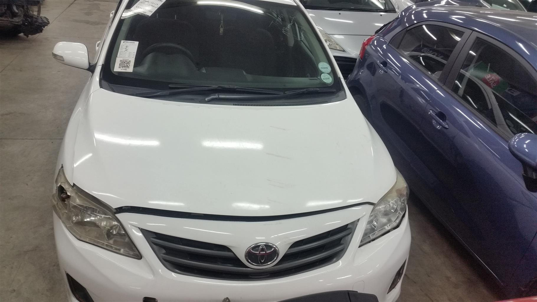 Toyota Corolla 2011 Professional With 98361Km (REF R25102)