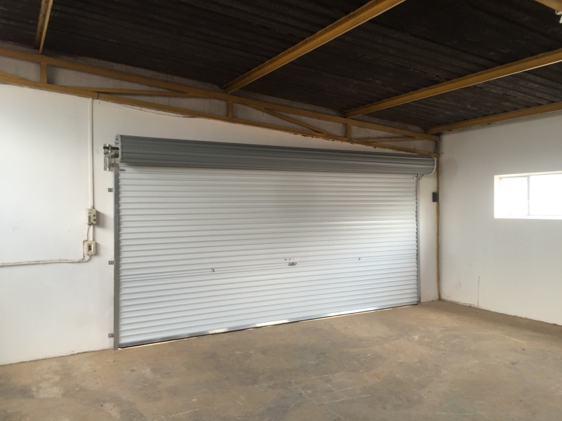 Custom Size Roller Doors in Melville