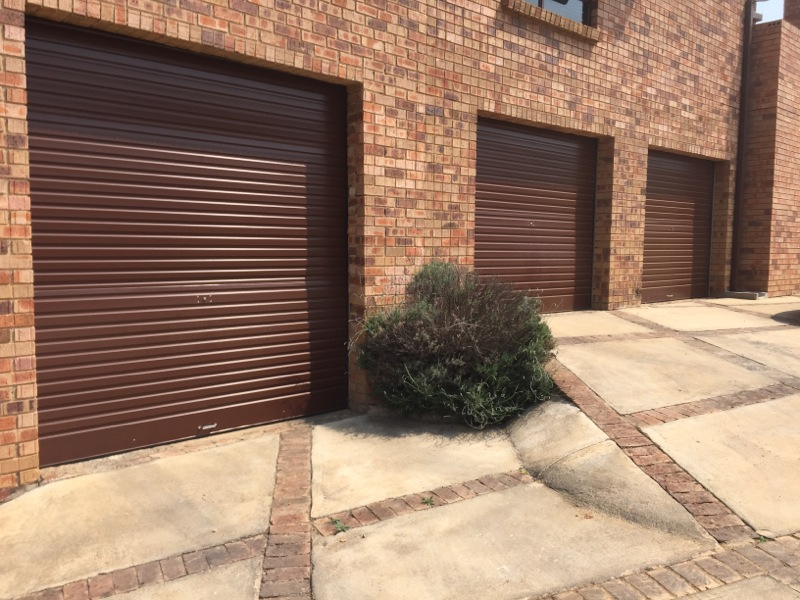 Supply and Installation of Garage Doors in Johannesburg CBD