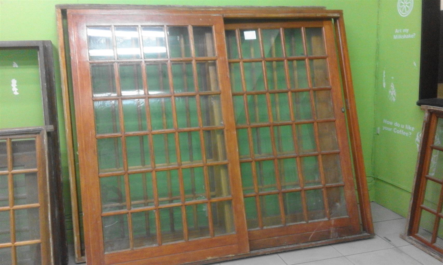 Meranti Cottage Pane Windows & Doors