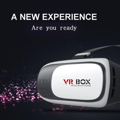 VR Box, 3D Virtual Reality Glasses