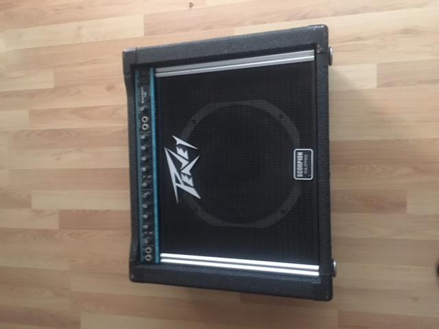 Peavey Bandit 112 Guitar Amp For Sale