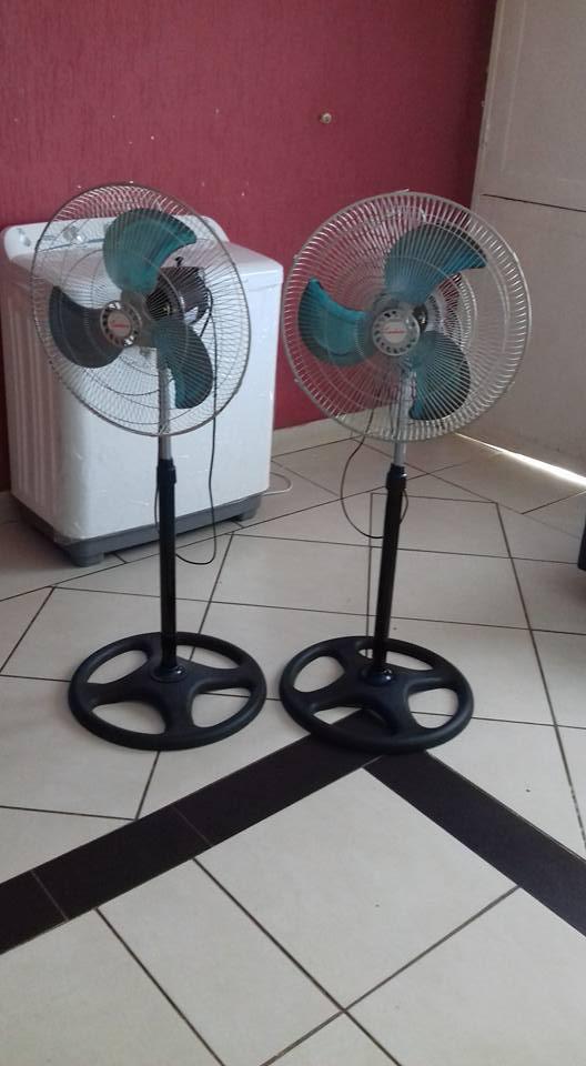 2 Fans for sale