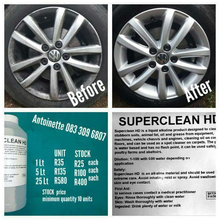 SUPERCLEAN HD