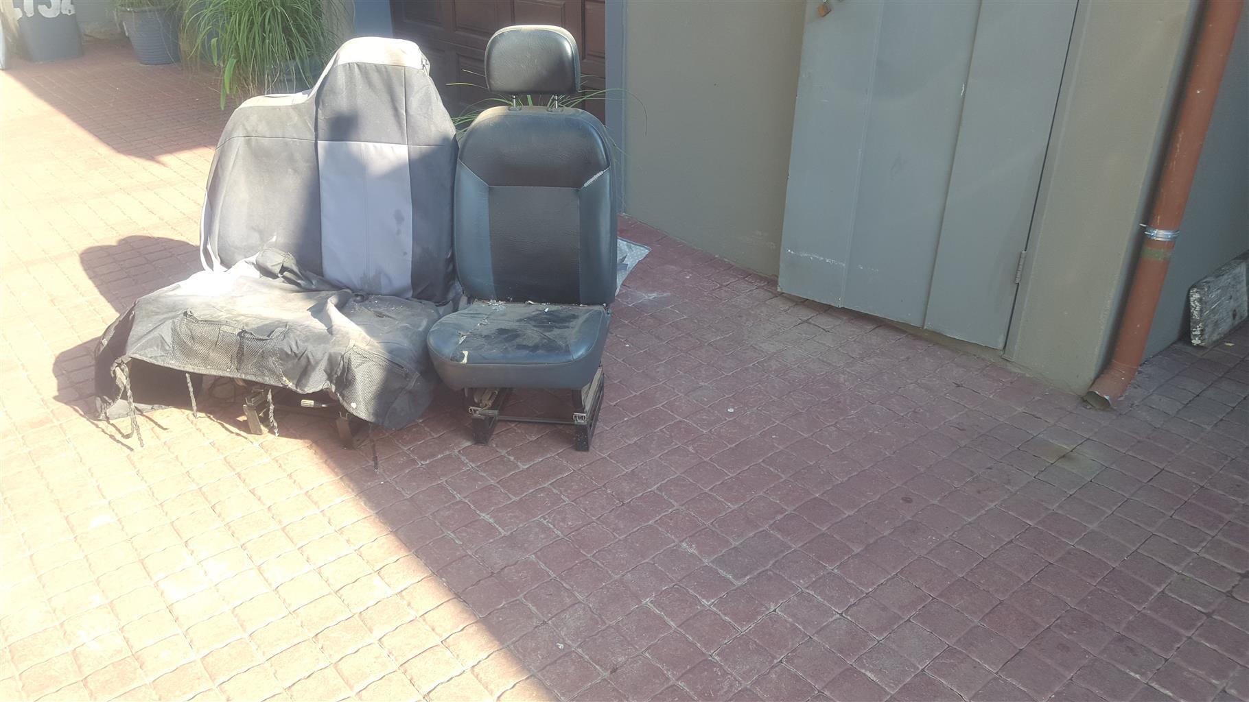 Mahindra bolero seats